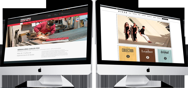 dccb85bb4ee1e Desarrollamos el diseño de páginas web como tienda online exclusivas y a  medida que aporten clientes