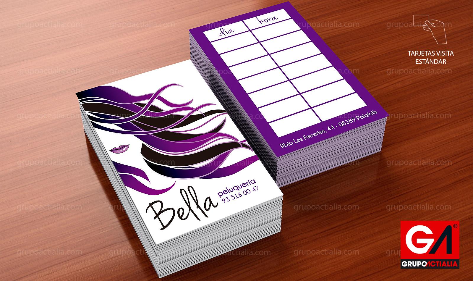 Desde 35 tarjetas visita est ndar dise o gr fico - Disenos para tarjetas ...